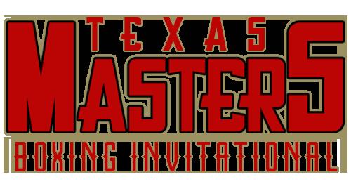 Texas Masters Boxing Invitational Logo